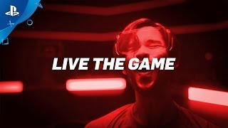 NBA 2KVR Experience - Love The Game, Live The Game Trailer   PS VR