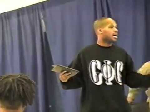 Groove Step Show Hampton University 1999
