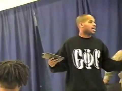 Groove Step Show Hampton University 1999