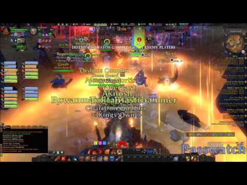 Ror kings own keep defense warhammer online youtube for Warhammer online ror artisanat