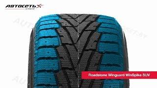 Обзор зимней шины Roadstone Winguard WinSpike SUV ● Автосеть ●