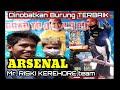 Dinobatkan Burung Terbaik Ternyata Kacer Ini Bernama  Arsenal  Milik Mr Risky Kerehore Team  Mp3 - Mp4 Download