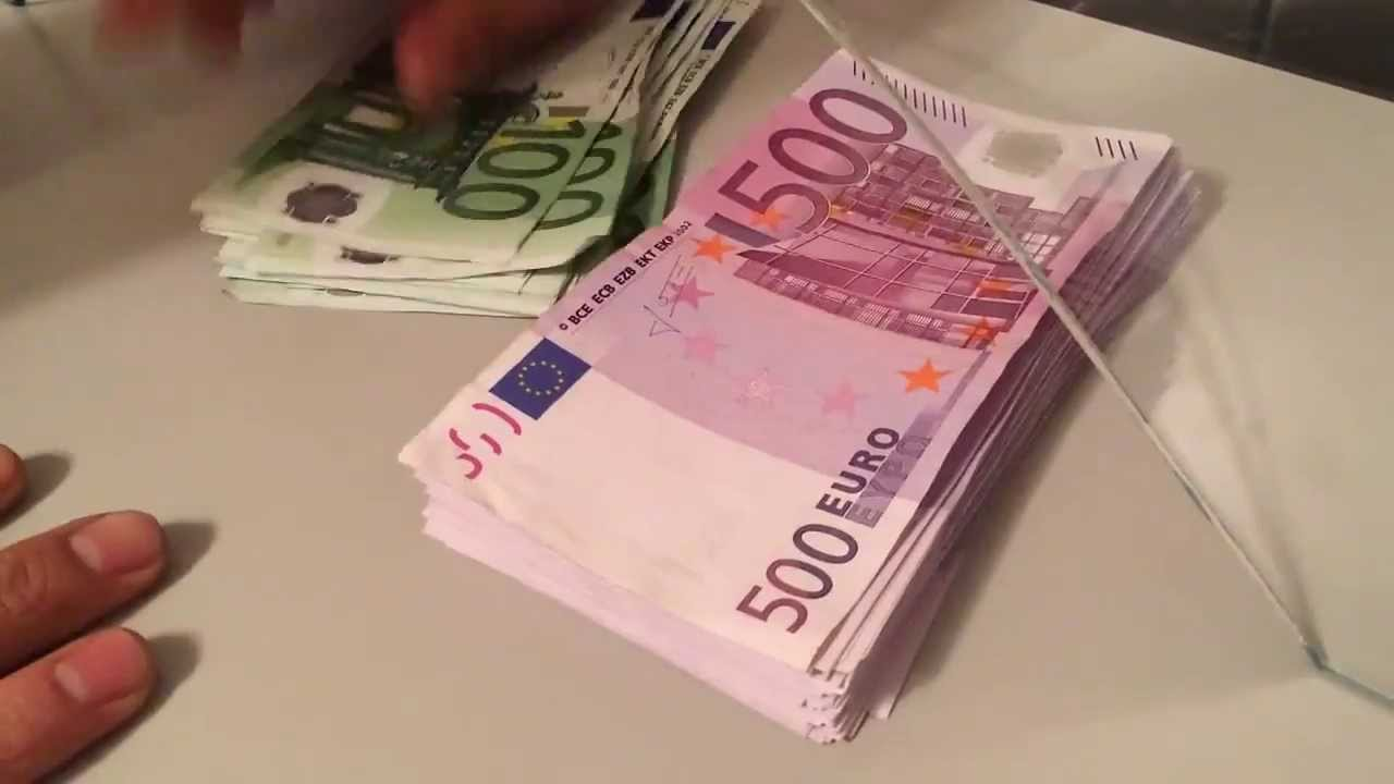 50 000 Euro Gewinnen