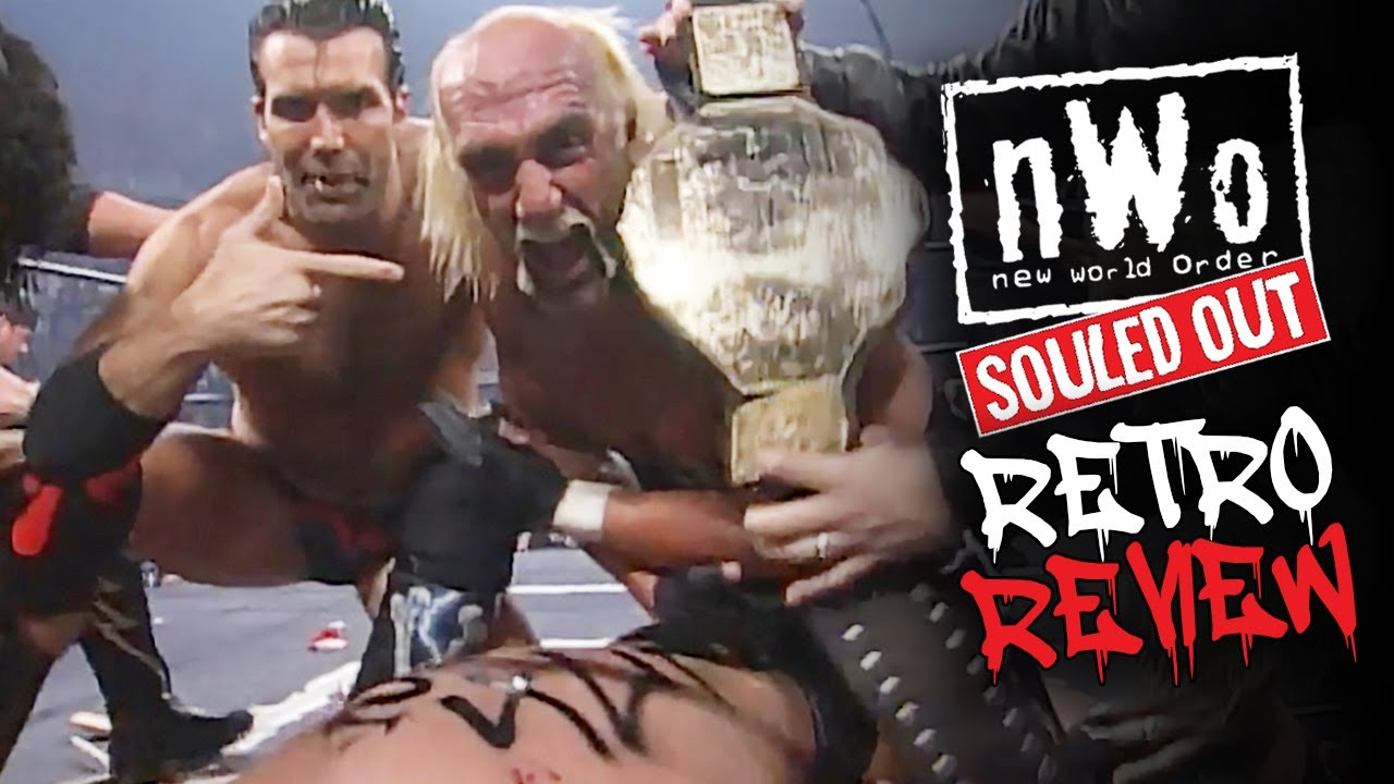 Retro Ups & Downs: WCW/nWo Souled Out 97