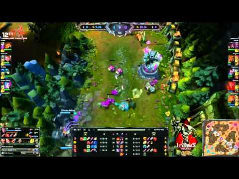 Gamers Chile Sport  vs The Dragon Slayer