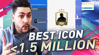 BEST AFFORDABLE ICON MOMENTS PLAYER in FIFA 19 ULTIMATE TEAM