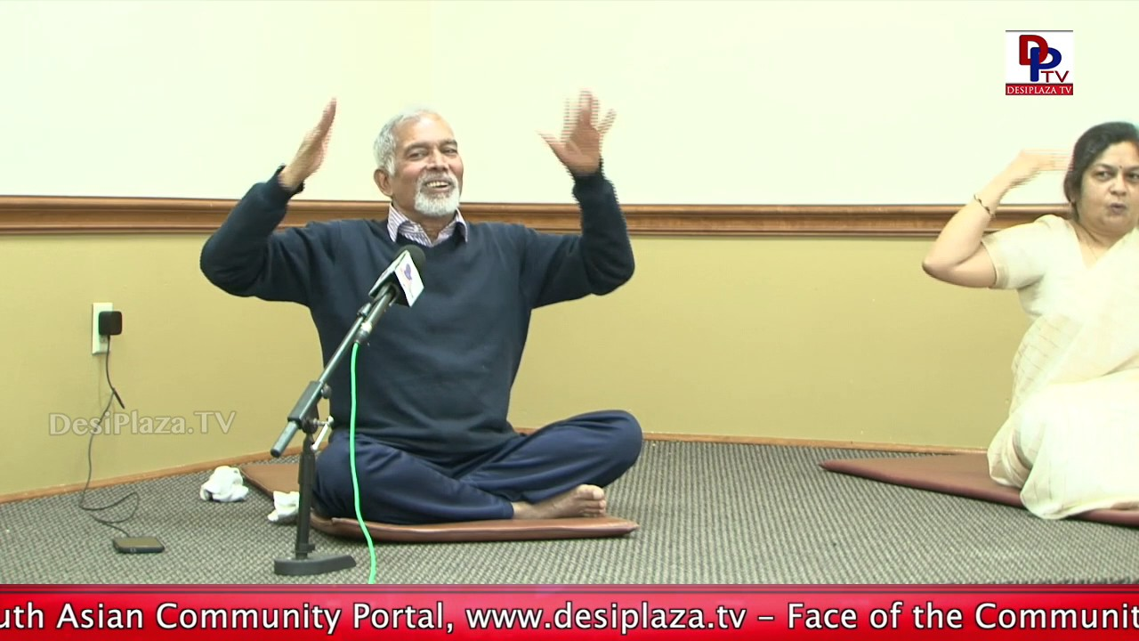 Yoga - A natural theraphy and refreshment for the body || Yoga Tips by Dr. Nagendra || DesiplazaTV