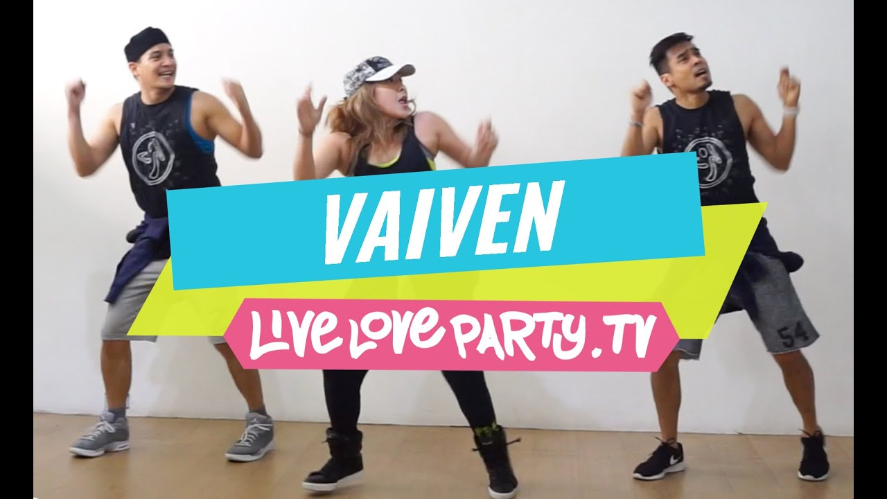 Vaiven (mm 51)  Zumba® Fitness  Live Love Party  Youtube