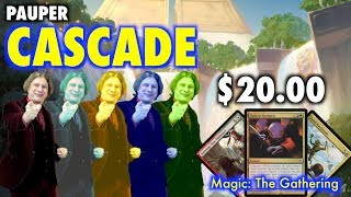 Download Mp3 Cascade Into Pauper For Only $20.00 With A Red/green Cascade Deck For Magic: The