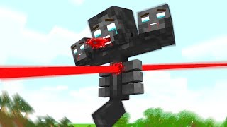 Wither Life - Craftronix Minecraft Animation