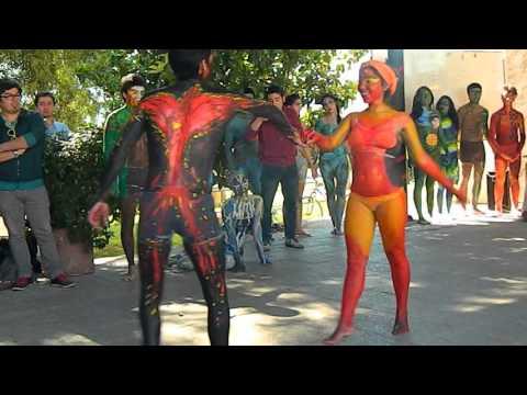 Baile alianza roja - 1 8