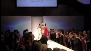 Audi Fashion Houston Week  Fashion Runway Show