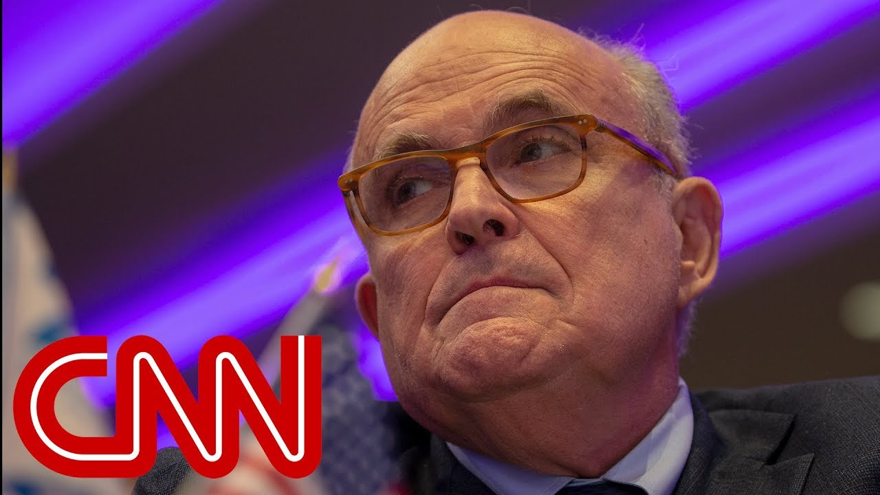 Giuliani doubles down on porn star hush payment arguments