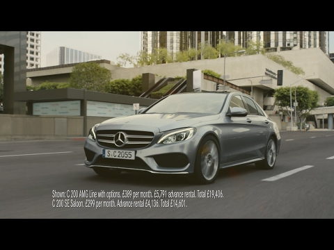 The C-Class | Mercedes-Benz Cars UK