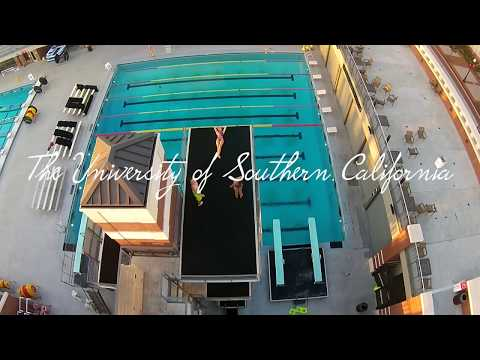 University of Southern California - Jumping off the High Dive!