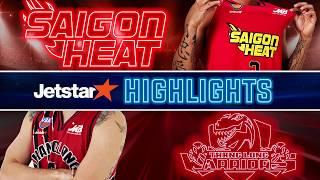 Highlights VBA 2019 || Game 2: Saigon Heat vs Thang Long Warriors | 02.06