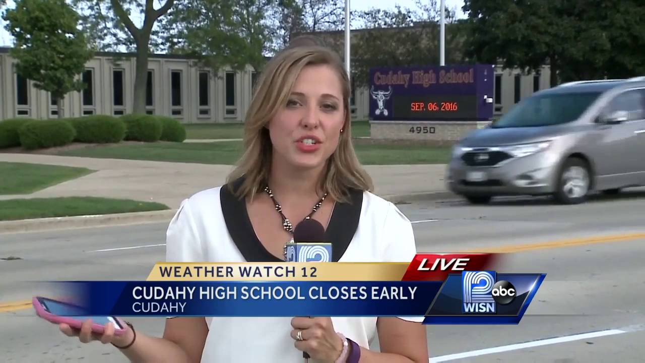 Cudahy High School: too hot to hold classes
