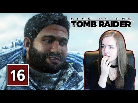 JONAH! | Rise Of The Tomb Raider Gameplay Walkthrough Part 16