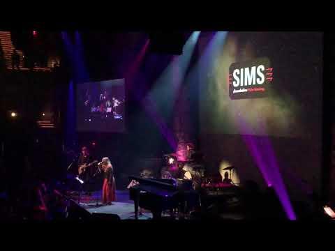 Fiona Apple at Austin Music Awards 2018