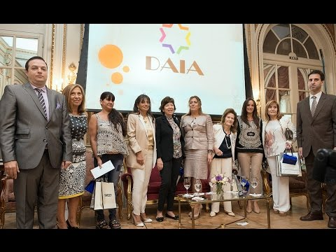 Día Internacional de la Mujer: Elena Highton de Nolasco participó del encuentro Historias de vida, organizado por la DAIA