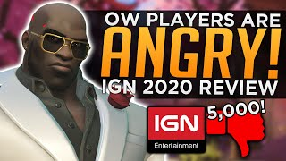 Overwatch Players are ANGRY at IGN's 10/10 2020 Review