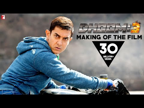 Making Of The Film - DHOOM:3 | Aamir Khan...