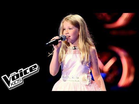 """Swietłana Boguska – """"Opowiadaj mi tak"""" – Przesłuchania w ciemno – The Voice Kids Poland"""