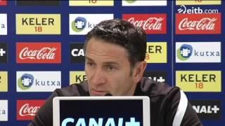 'El partido más difícil', según Philippe Montanier