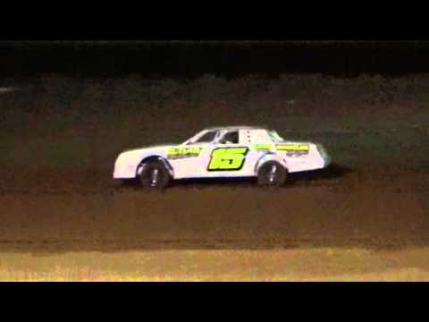 Sabine motor Speedway Factory stock heat race 1 3/19/16
