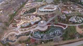 White Rock Lake - Dallas Texas - Aerial Photography