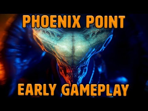 Phoenix Point - The Next Step in XCOM Evolution? - Pre-Alpha Tactical Gameplay