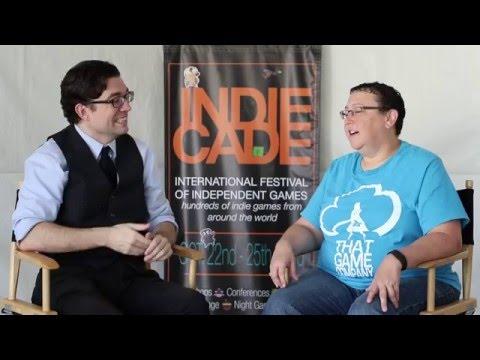 IndieCade Festival 2015: Dev Interview - Tracy Fullerton - Walden, a game