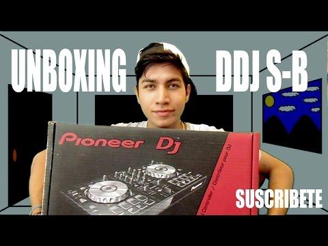 Unboxing Controlador DDJ-SB Pioneer | JhonAnderBOY