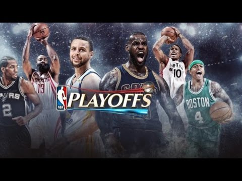 2017 NBA PLAYOFF MIX/ PITBULL/ KE$HA TIMBER