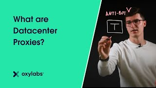 What Are Datacenter Proxies? | Oxylabs