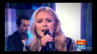 Zara Larsson - Never forget you - Live @ Sunrise