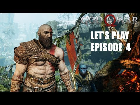 God of War: Let's Play - Part 4 (The Leviathan Axe's Creator)