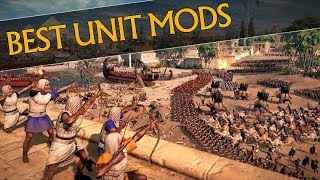 The BEST UNIT MODS for Total War: Rome 2 (Complete Collection)