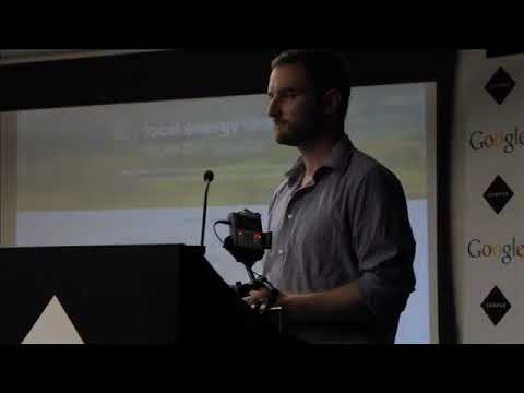 BGV: Demo Day Pitch, June 2013 | Open Utility