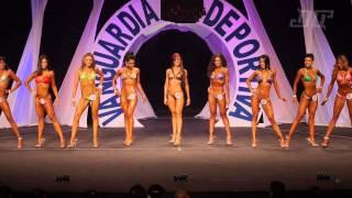 Bikini Novatas 2do Campeonato Nacional de Mujeres 2014