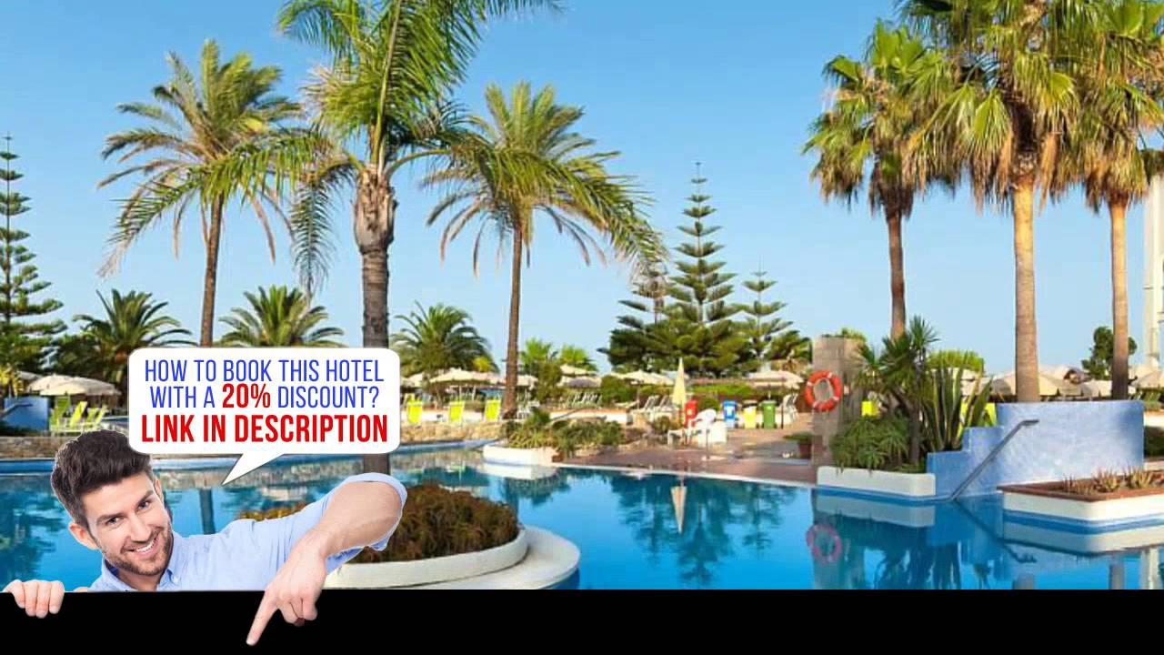 Hotel Costa Conil Hotel Fuerte Conil Costa Luz Conil De La Frontera Spain Video