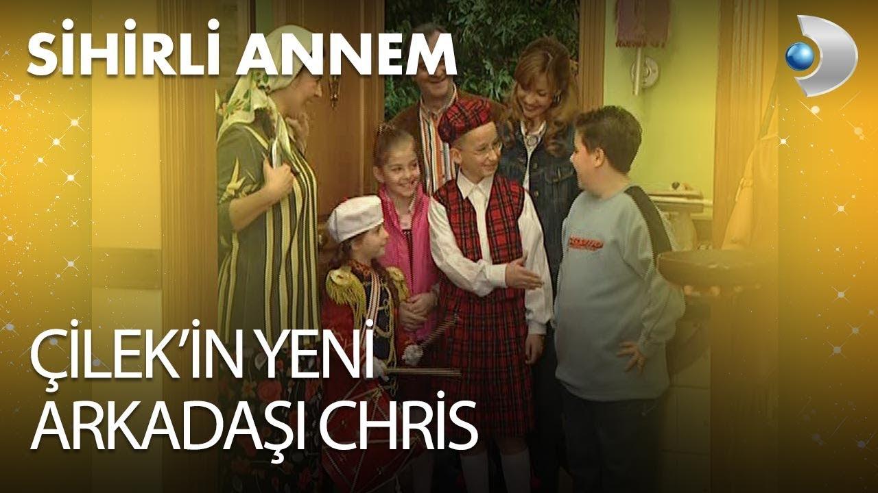 Çilek' in Yeni Arkadaşı Chris - Sihirli Annem 53. Bölüm