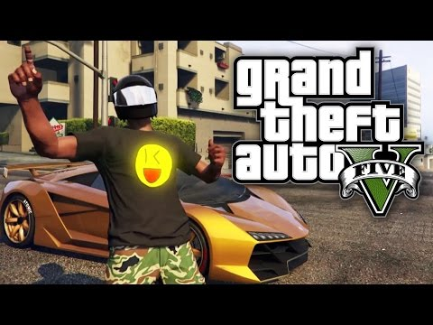 GTA 5 UNLIMITED #11 - RACES AND RAGE! (GTA V Online)