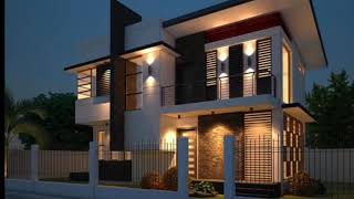 45 Photos Of Modern Design For A Two storey House