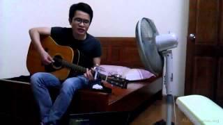 Bến vắng (Anh Tú)- Guitar cover