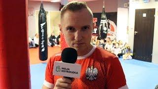 Prezes Polskiej Federacji Kickboxingu w Fight Academy Ostrołęka