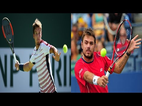 Carreño vs Wawrinka Semifinal Indian Wells 18/03/2017