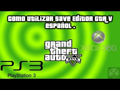 Title: Grand Theft Auto 5 Save Editor Xbox 360 (HD)