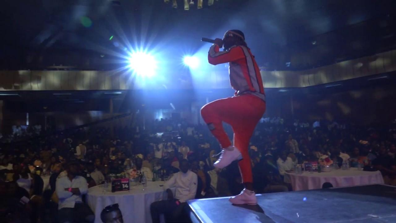 Zivuga Performance at 10 Years of Eddy Kenzo