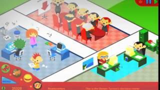 Flash Game  McDonalds Video Game   Burger Tycoon Walkthrough Part 1   3